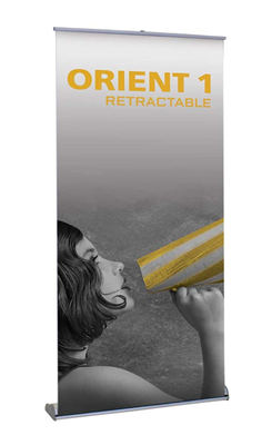Orient 1000 Retractable Banner Stands